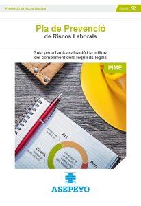 Guia d'Asepeyo dedicada al pla de prevenció de riscos laborals