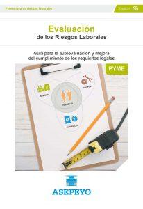 Guía de Asepeyo dedicada a la evaluación de riesgos laborales