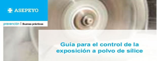 Nueva guía y folletos sobre la exposición a polvo de sílice libre cristalina