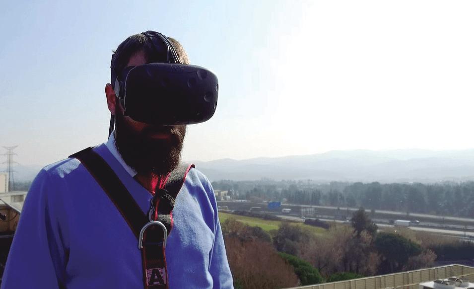 Realidad virtual aplicada a la prevención