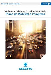 Guia d'Asepeyo d'ajuda a empresaris i treballadors en el procésd'elaboració i implantació de plans de mobilitat