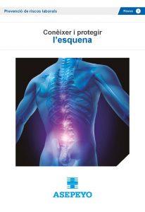 Guia d'Asepeyo Conèixer i protegir l'esquena