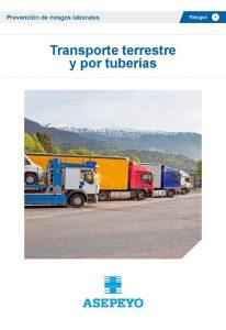 Guía de Asepeyo Transporte terrestre y por tuberías