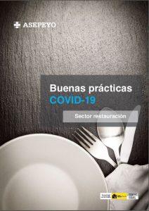 Asepeyo. Buenas prácticas COVID-19 restauración