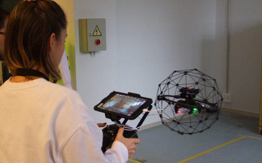 Medidas correctoras para los riesgos asociados al manejo de DRONES
