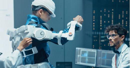 ¿Has oído hablar de exoesqueletos para el trabajo?