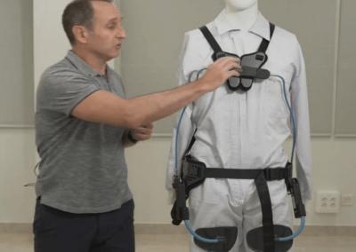 ¿Pueden los exoesqueletos reducir los TME en el trabajo?