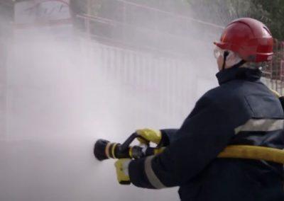 Prevención y extinción de incendios. Bocas de incendios equipadas