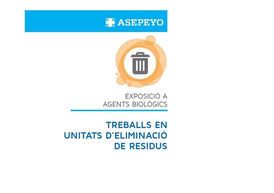 TREBALLS EN UNITATS D'ELIMINACIÓ DE RESIDUS